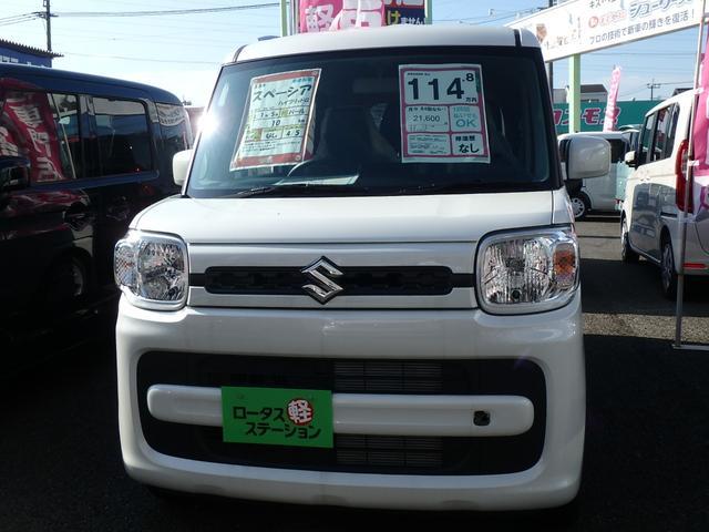 「スズキ」「スペーシア」「コンパクトカー」「熊本県」の中古車2