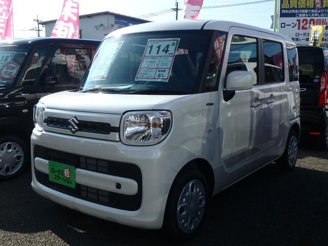 「スズキ」「スペーシア」「コンパクトカー」「熊本県」の中古車33