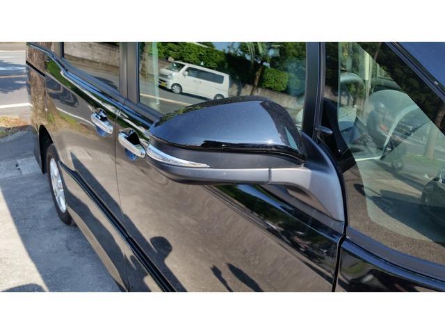 トヨタ ヴォクシー ZS 両側パワードア アイドリングSTOP スマートキー