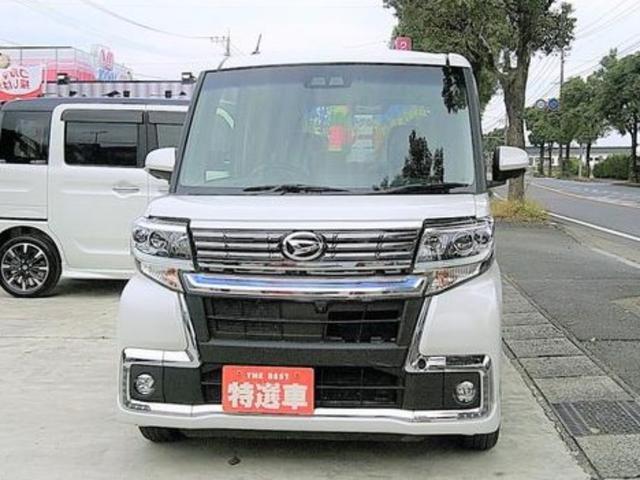 カスタムX トップエディションリミテッドSAIII・スマアシ(2枚目)