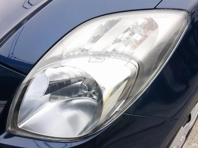 ヘッドライトは耐久性の高いクリア塗料で塗装済みです。すっきりと美しく、瑞々しいフロントフェイスに仕上がっています。