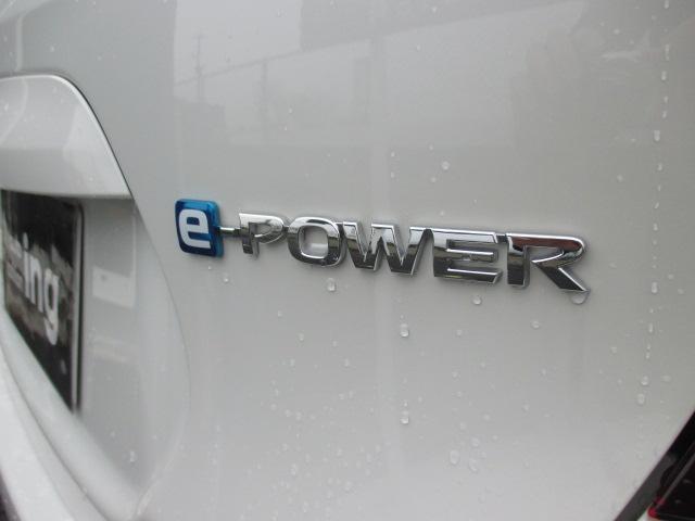 e-パワー X 登録済未使用車(18枚目)