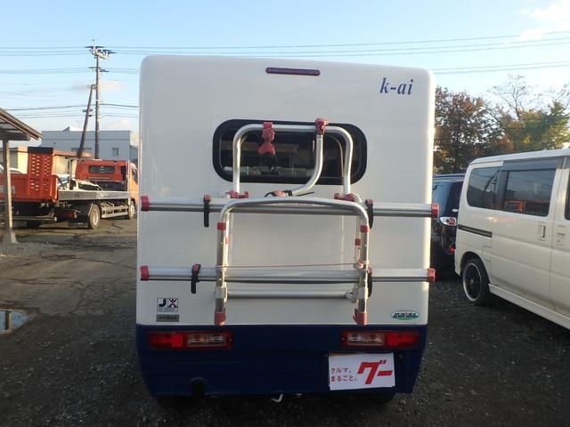 キャンピング車 ワンオーナー 水栓 シンク オートマ(7枚目)