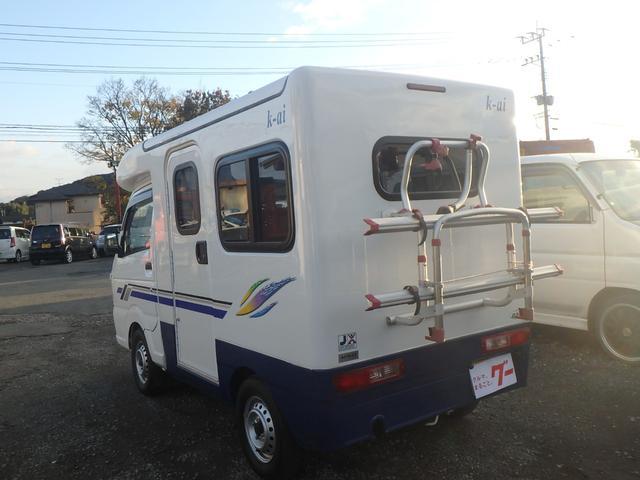 キャンピング車 ワンオーナー 水栓 シンク オートマ(8枚目)