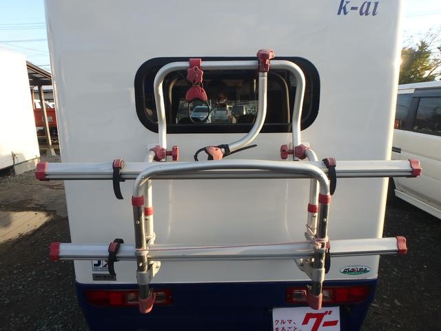 キャンピング車 ワンオーナー 水栓 シンク オートマ(11枚目)