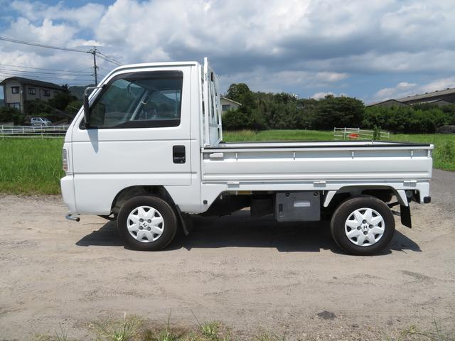 ホンダ アクティトラック タウン 最終型 パワステ エアコン 5速 4WD