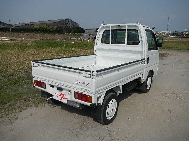 ホンダ アクティトラック タウン エアコン パワステ 荷台作業灯 4WD 5MT