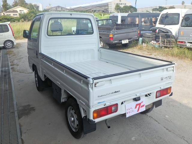 「ホンダ」「アクティトラック」「トラック」「鹿児島県」の中古車7