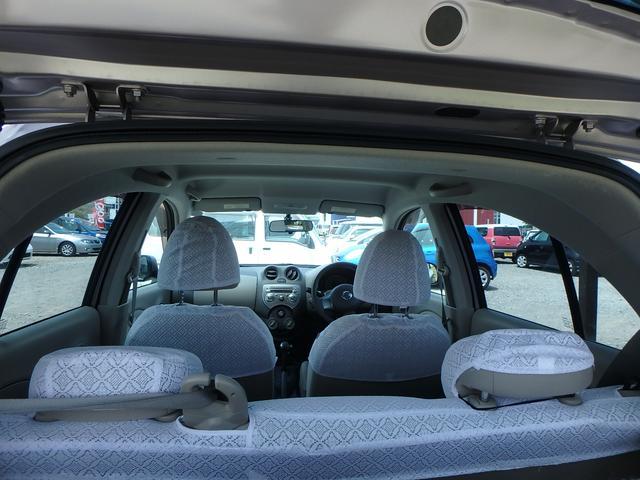 日産 マーチ 12X スマートキー アイドリングストップ ABS