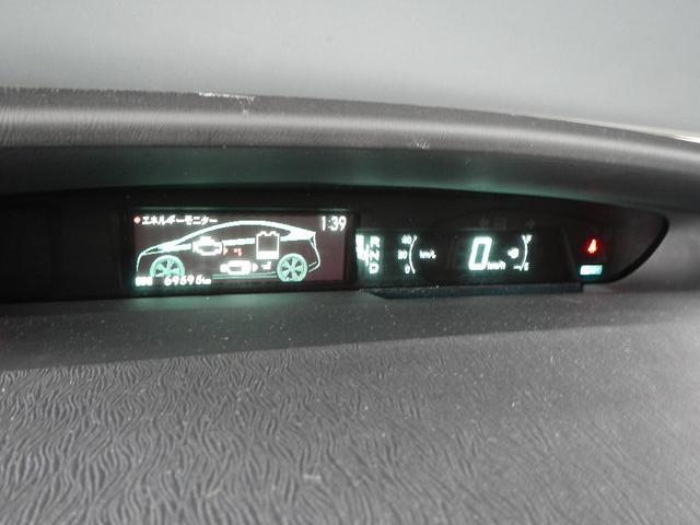 トヨタ プリウス Sツーリングセレクション ナビTV LED Goo鑑定車