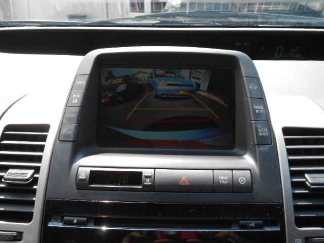 トヨタ プリウス G HDDナビ バックカメラ リアガラスフィルム貼り ETC