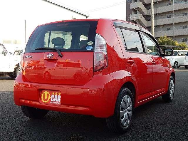 トヨタ パッソ X ナビ TV ETC 社外アルミホイール