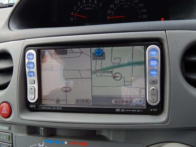 トヨタ シエンタ G 左側電動スライドドア ナビ TV ETC