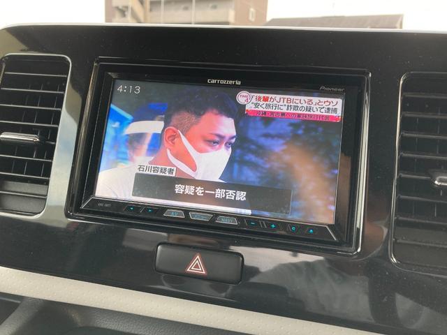 S メモリーナビ フルセグTV バックカメラ 前後ドライブレコーダー付き キーレス・スペアキー 記録簿付き(23枚目)