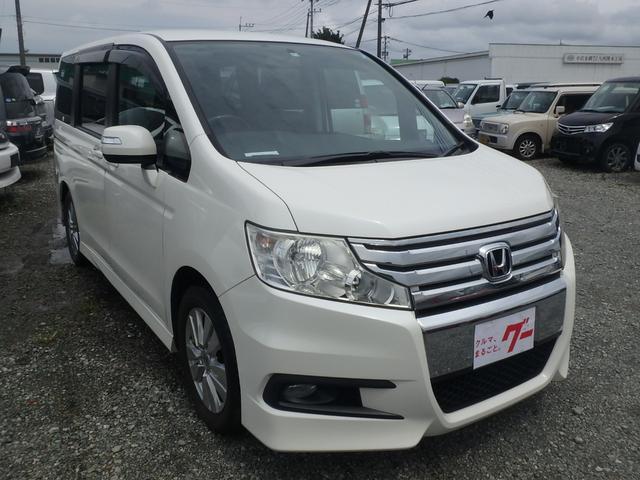 「ホンダ」「ステップワゴンスパーダ」「ミニバン・ワンボックス」「熊本県」の中古車3