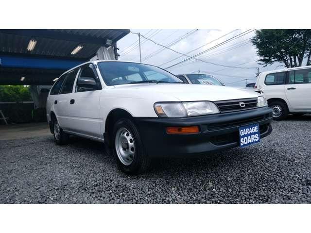 「トヨタ」「カローラバン」「ステーションワゴン」「熊本県」の中古車17