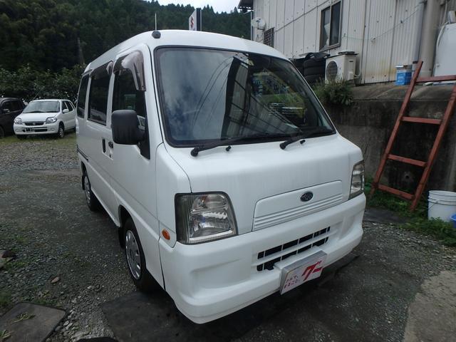 「スバル」「サンバーバン」「軽自動車」「熊本県」の中古車3