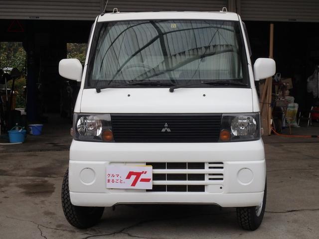 4WD 荷台作業灯 新品タイヤ エアコン パワステ(2枚目)
