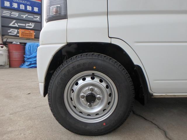 4WD 荷台作業灯 新品タイヤ エアコン パワステ(10枚目)