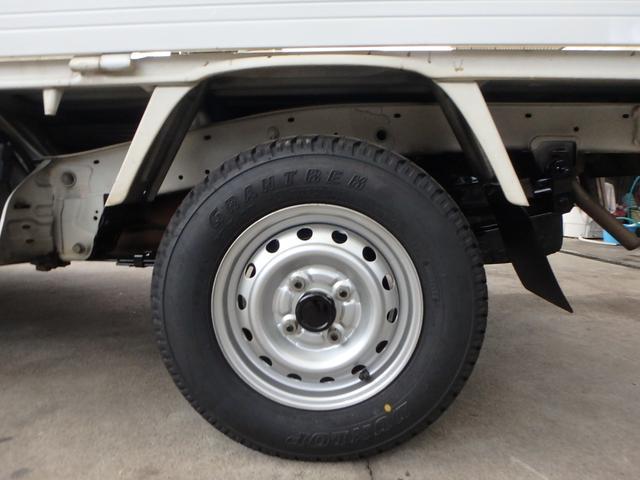 4WD 荷台作業灯 新品タイヤ エアコン パワステ(12枚目)
