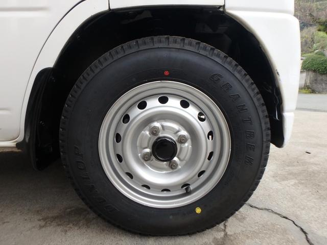 4WD 荷台作業灯 新品タイヤ エアコン パワステ(14枚目)
