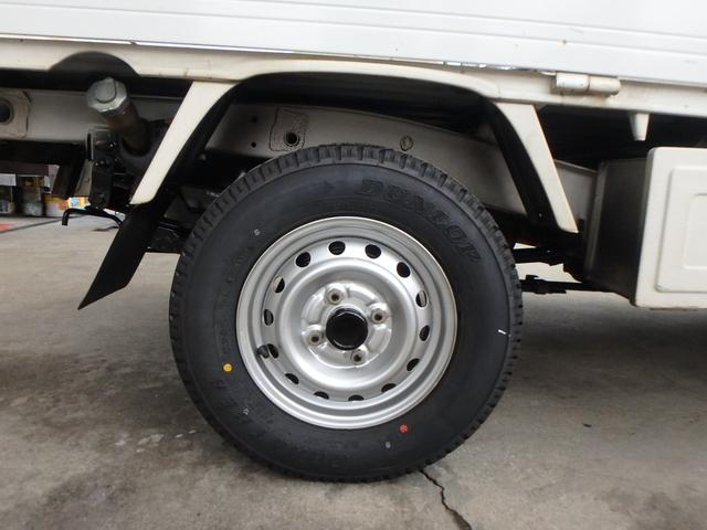 4WD 荷台作業灯 新品タイヤ エアコン パワステ(16枚目)