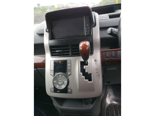 トヨタ ヴォクシー ZS 煌 SDナビフルセグTV 後席モニター 両側電動ドア