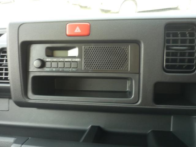 スタンダード エアコン パワステ 4WD(11枚目)