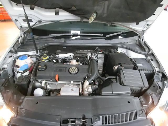 タイミングチェーンは交換してお渡しします。1.4TSIエンジン 実燃費14〜15km/L