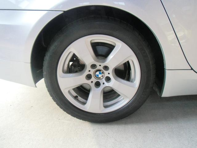 525iハイラインパッケージ  専門整備 タイヤ4本新品渡し(19枚目)