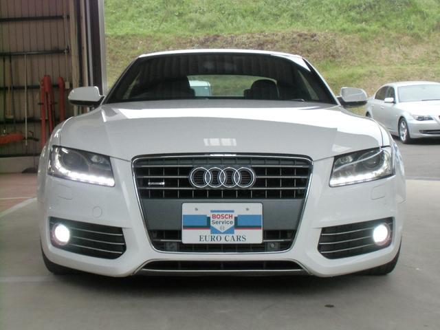 Audi A5 2.0ターボクワトロ★アウディ乗るならクワトロです!