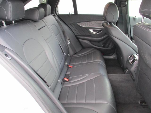 C180 ステーションワゴン スポーツ AMGスタイリング オートハイビーム 電動レザーシート バンパーセンサー メモリー機能付きパワーシート ヘッドアップディスプレイ 純正ナビ ブルートゥース AACクルーズコントロール 電動トランク(17枚目)