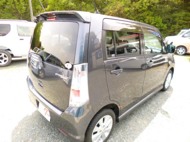「スズキ」「ワゴンRスティングレー」「コンパクトカー」「熊本県」の中古車11