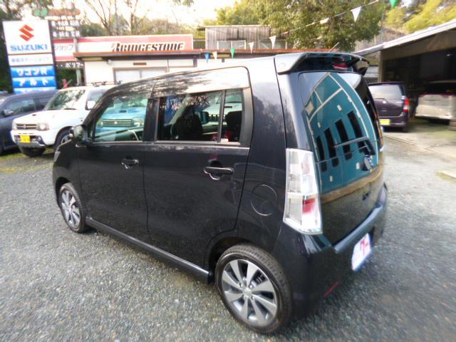 「スズキ」「ワゴンRスティングレー」「コンパクトカー」「熊本県」の中古車9