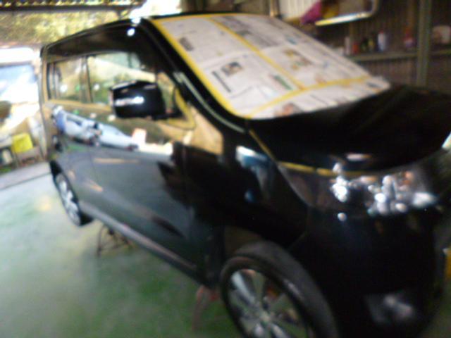 「スズキ」「ワゴンRスティングレー」「コンパクトカー」「熊本県」の中古車35