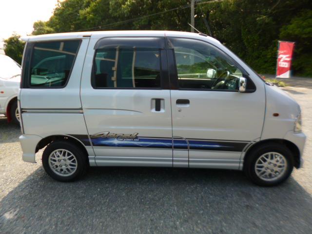 「ダイハツ」「アトレーワゴン」「コンパクトカー」「熊本県」の中古車4