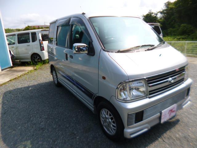 「ダイハツ」「アトレーワゴン」「コンパクトカー」「熊本県」の中古車6