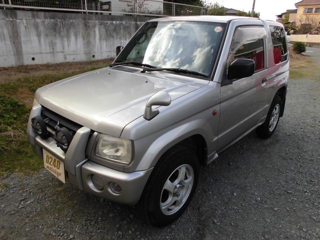 「三菱」「パジェロミニ」「コンパクトカー」「熊本県」の中古車7