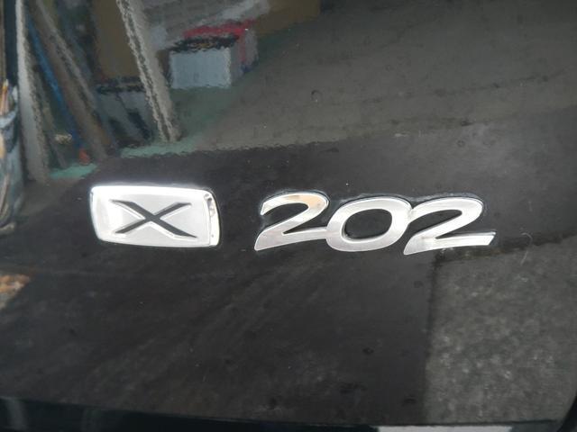 X 202 ナビ フルセグTV 専用シート HID ETC(10枚目)