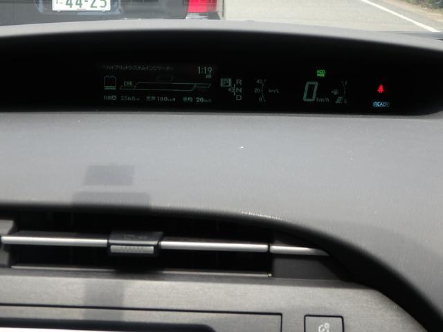 トヨタ プリウス プッシュスタート ワンセグナビ CD DVD バックカメラ