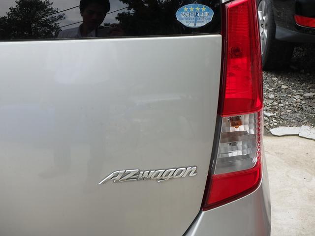 マツダ AZワゴン XF CD ベンチシート キーレス メンテナンスノート