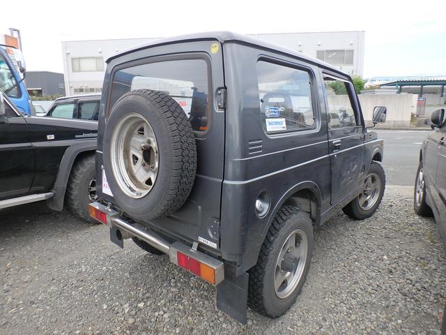 4WD ターボ 5速マニュアル MTタイヤ 社外マフラー(14枚目)