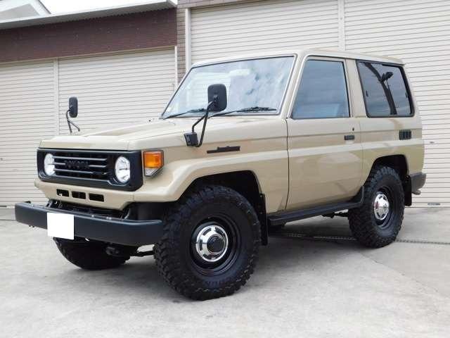 「トヨタ」「ランドクルーザー70」「SUV・クロカン」「熊本県」の中古車4
