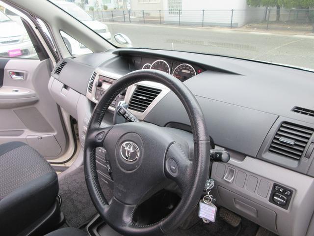 トヨタ ヴォクシー ウェルキャブ サイドリフトアップシート 福祉車両