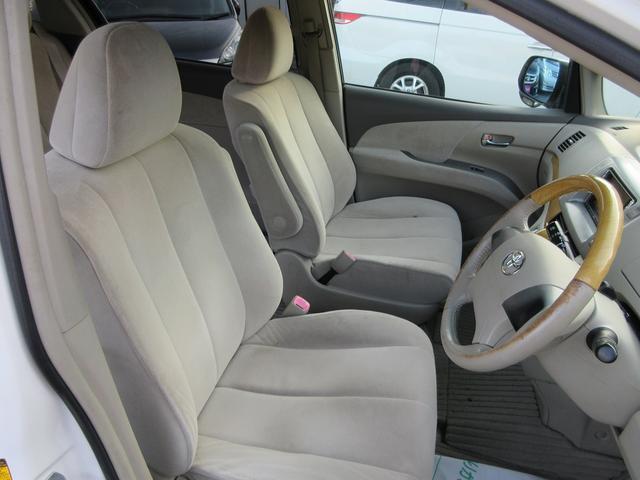 トヨタ エスティマ 2.4アエラス Gエディション パワースライドドア