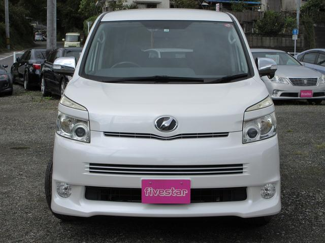 「トヨタ」「ヴォクシー」「ミニバン・ワンボックス」「熊本県」の中古車3