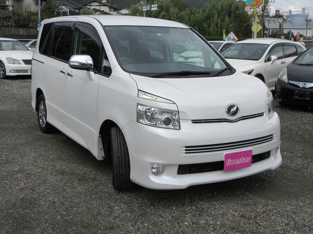 「トヨタ」「ヴォクシー」「ミニバン・ワンボックス」「熊本県」の中古車23