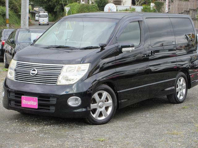 「日産」「エルグランド」「ミニバン・ワンボックス」「熊本県」の中古車23