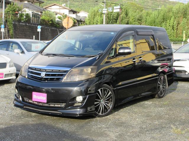 「トヨタ」「アルファード」「ミニバン・ワンボックス」「熊本県」の中古車20