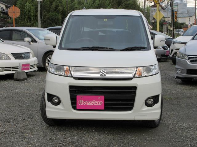 「スズキ」「ワゴンRスティングレー」「コンパクトカー」「熊本県」の中古車3